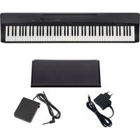 Piano Digital Casio Privia Px-160Bk Com 88 Teclas Com Porta Partitura