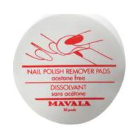 Removedor De Esmaltes Nail Polish Remover Pads