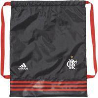 Bolsa Gym Bag Adidas Flamengo - Preto+Vermelho