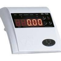 Balança Antropométrica Eletrônica Ramuza 200Kg Branca Bivolt