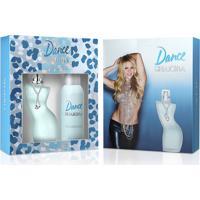 Kit Shakira Dance Diamonds Feminino Edt 80Ml + Deo Spray 150Ml Único
