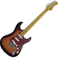 Guitarra Strato Woodstock 6 Cordas Sunburst Tg530Sb Tagima
