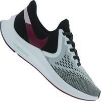 Tênis Nike Zoom Winflo 6 - Feminino - Preto/Cinza Claro