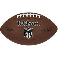 Bola De Futebol Americano Oficial Nfl Limited - Wilson