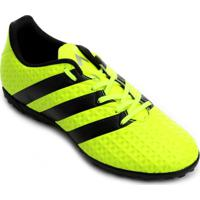 Netshoes  Chuteira Society Adidas Ace 16.4 Tf Masculina - Masculino 7e830e9a4bd3e