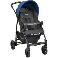 Carrinho De Bebê Burigotto Ecco Azul 0 A 15 Kg Ixca2057Pr14