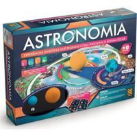 Jogo - Conjunto De Experiências - Astronomia - Grow
