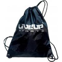 Sacola Gym Sack - Liveup - Unissex