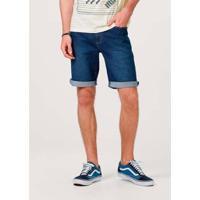 Bermuda Jeans Tradicional - H4A31Aej3 Hering Masculina - Masculino-Azul