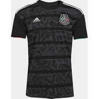 Camisa Seleção México Home 19/20 S/N° Torcedor Adidas Masculina - Masculino