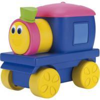Carrinho De Fricção - Bob O Trem - Turma Turbo - Trenzinho - Fun