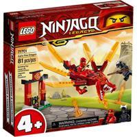 Lego Ninjago - Dragão De Fogo Do Kai - 71701