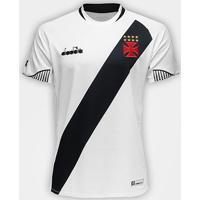 Camisa Vasco Ii 2018 S/N° - Torcedor Diadora Masculina - Masculino