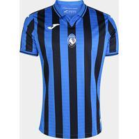 Camisa Atalanta Home 19/20 S/Nº Torcedor Joma Masculina - Masculino