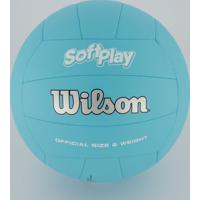 Bola Wilson Vôlei Soft Play Azul