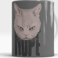 Caneca Angry Cat