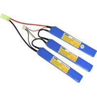 Bateria Airsoft Lipo Feasso Ffb-002 (15C) 1500Mah 11.1V - Unissex