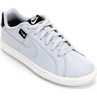 Tênis Nike Court Royale Masculino - Masculino-Cinza