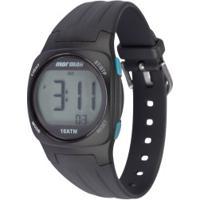 Relógio Digital Mormaii Mokg00 - Feminino - Preto/Cinza