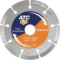 Disco Corte Concreto Diamantado Irwin Segmentado, 110 Mm - 2145