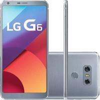Usado Smartphone Lg G6 H870 64Gb 4G Desbloqueado Platinum (Muito Bom)