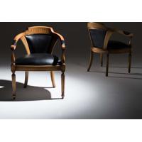 Cadeira De Jogos Hillux Com Braço Madeira Maciça Design Clássico Avi Móveis