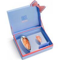 Kit Mugler Angel Muse Feminino Eau De Parfum + Miniatura