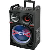 Caixa Amplificadora Bluetooth, Usb, Rádio Fm, 300W Rms, Preto Mondial Bivolt Cm10