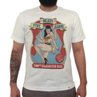 The Beast With Five Hands - Camiseta Clássica Masculina