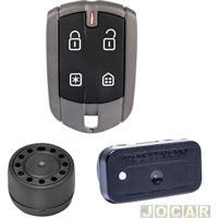 Alarme Para Motos - Pósitron - Titan150 E Fan 150 2014 Em Diante - Duoblock Fx G8 - Cada (Unidade) - 012881000