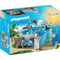 Playmobil Aquário Sunny - Unissex-Incolor