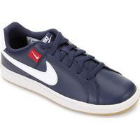 Tênis Nike Court Royale Masculino - Masculino-Azul