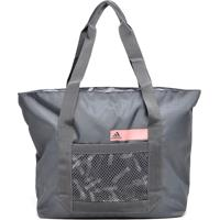 Bolsa Adidas Performance Good Tote G2 Cinza