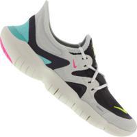 6345ab12195 ... Tênis Nike Free Rn 5.0 - Feminino - Cinza Esc Verde Cla