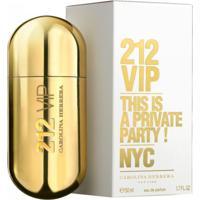 Perfume 212 Vip Carolina Herrera 50Ml