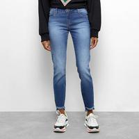 2697b157f ... Calças Jeans Skinny Colcci Fátima Cintura Média Feminina - Feminino