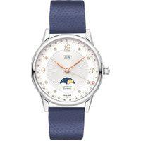Relógio Montblanc Feminino Couro Azul - 119938