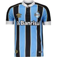 Camisa Umbro Grêmio I 2019 Jogador Masculina - Masculino