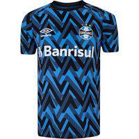 Camisa Do Grêmio 21 Umbro Aquecimento - Masculina