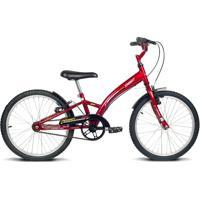 Bicicleta Verden Smart - Aro 20 - Sem Marchas Vermelho
