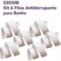 Fita Adesiva Antiderrapante - 6 Unidades - Kababy