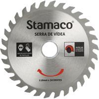 """Disco De Serra Em Vídea Serramax 105Mm (4.3/8"""") Com 30 Dentes"""