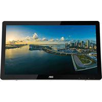 Monitor Touch Screen Multimidia Aoc E2272Pwut 21,5 Led 1920 X 1080 Full Hd Wide Vga Hdmi