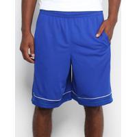 Short Under Armour Baseline Basketball Masculina - Masculino-Azul Royal