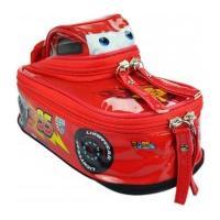 Estojo Mcqueen 3D Carros Disney