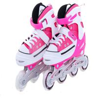 Patins Bel Sports All Style Street Rollers - P Rosa - Tricae