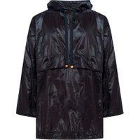 Blusa Masculina Maxi Outwear - Preto