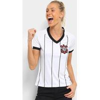 Camisa Corinthians Fenomenal Edição Especial Nº 9 Feminina - Feminino
