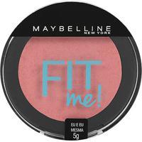 Blush Maybelline Fit Me Cor 04 Eu E Eu Mesma 5G - Feminino-Incolor