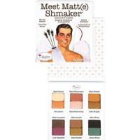 Meet Matt(E) Shmaker The Balm - Paleta De Sombras 1 Un - Feminino-Incolor